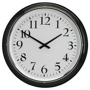 ρολόι με δείκτες
